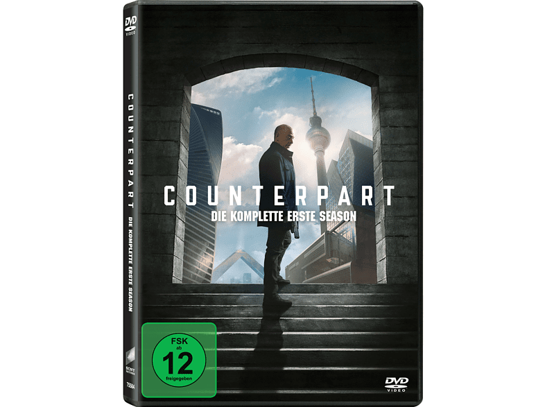Counterpart - Staffel 1 [DVD]