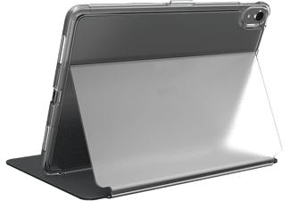 SPECK PRODUCTS Balance - Custodia per tablet (Trasparente/Nero)
