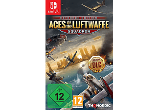 Switch - Aces of the Luftwaffe: Squadron - Extended Edition /D