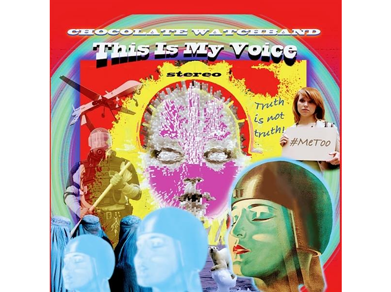 The Chocolate Watchband - This Is My Voice [CD]