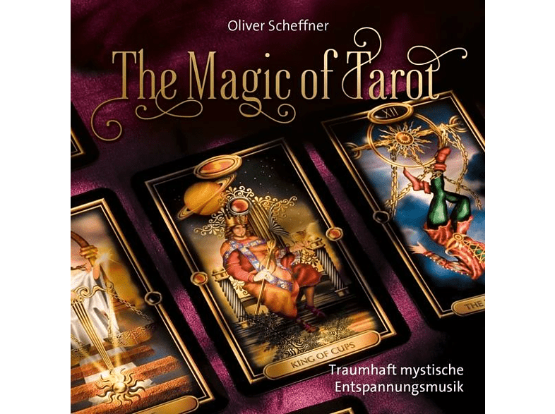 Oliver Scheffner - The Magic Of Tarot [Vinyl]