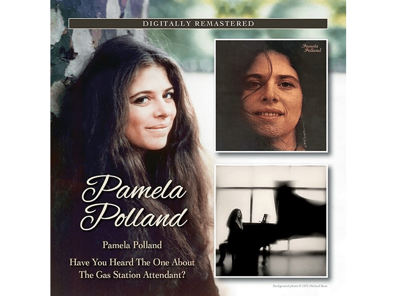 Pamela Polland - Pamela Polland/Have You Heard The One About The Ga [CD]