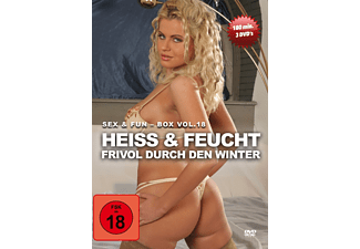 Heiß & Feucht-Sex & Fun Vol.18 - (DVD)