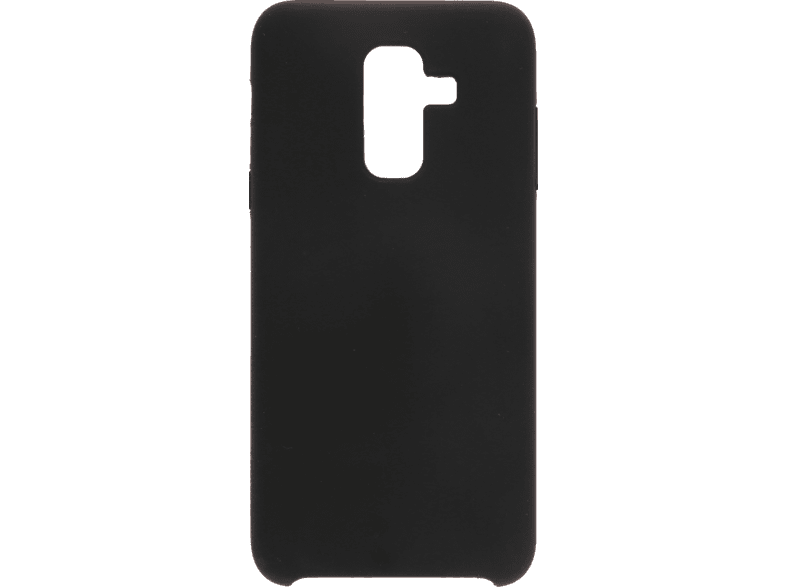 V-DESIGN  PSC 041 Backcover Samsung A6 Plus Thermoplastisches Polyurethan Schwarz | 04056212046028