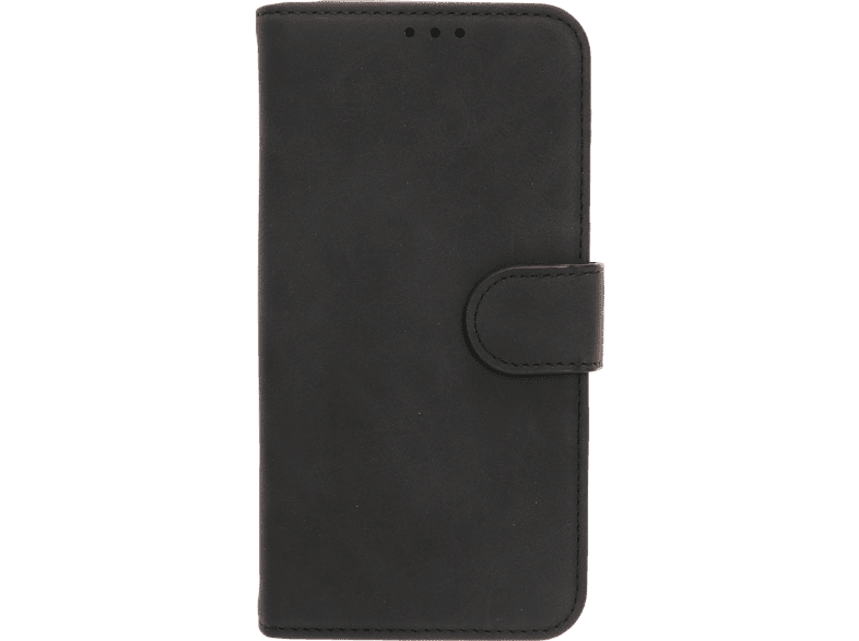 V-DESIGN V-2-1 219 , Bookcover, Apple, iPhone XR, Kunstleder, Schwarz