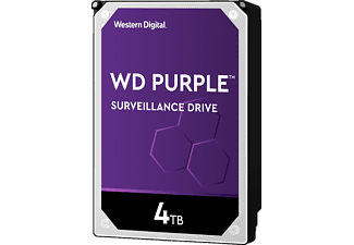 WD Purple™ BULK, 4 TB HDD, 3.5 Zoll, intern