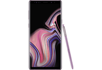"SAMSUNG Galaxy Note9 - Smartphone (6.4 "", 128 GB, Lavender Purple)"