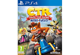 PS4 - Crash Team Racing: Nitro-Fueled /F