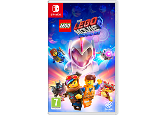 The LEGO Movie Videogame 2 FR/NL Switch