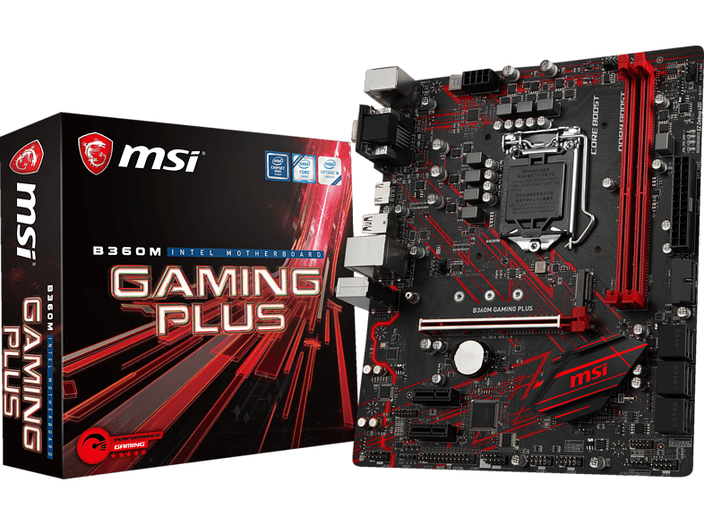 MSI B360M GAMING PLUS Mainboard