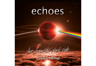 Echoes - Live From The Dark Side (Blu-Ray+2CD Digipak) - (CD + Blu-ray Disc)