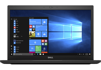 DELL Latitude 7490, Notebook mit 14 Zoll Display, Core™ i5 Prozessor, 8 GB RAM, 256 GB SSD, Intel® UHD-Grafik 620, Schwarz