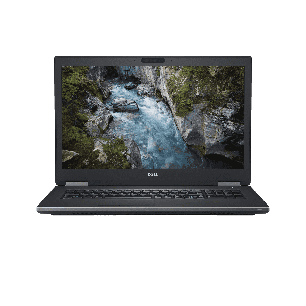 DELL Precision 7730 Notebook Schwarz