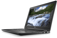 DELL Precision 3530, Notebook, Core™ i5 Prozessor, 16 GB RAM, 256 GB SSD, Quadro® P600, Schwarz