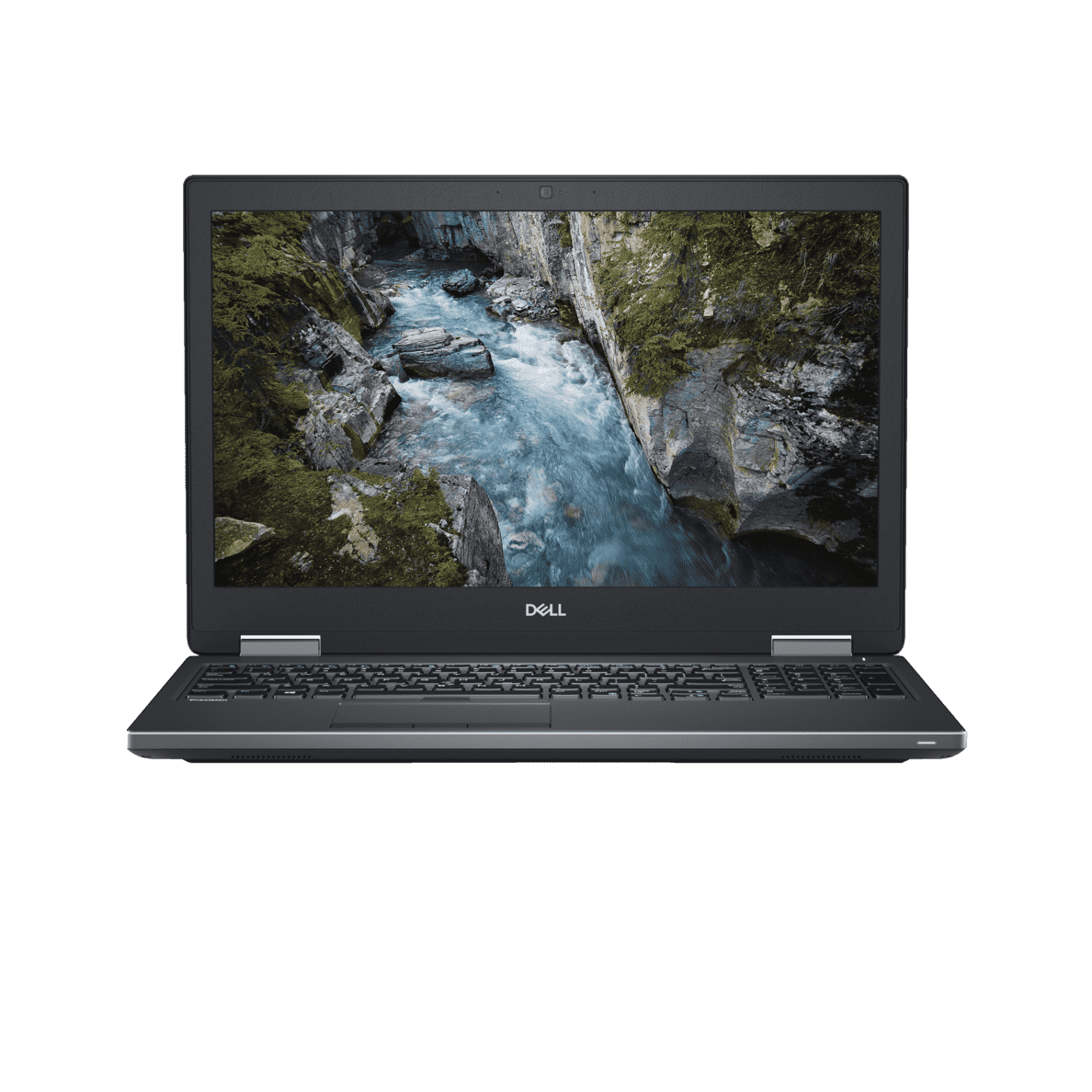 DELL Precision 7530 Notebook Schwarz