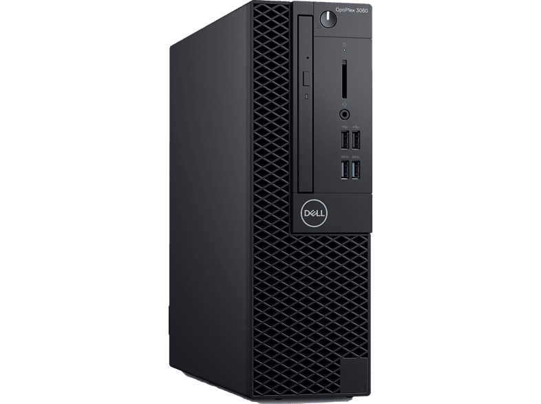 DELL OptiPlex 3060, PC, Core™ i5 Prozessor, 1 TB HDD, Intel® UHD Grafik 630, Schwarz
