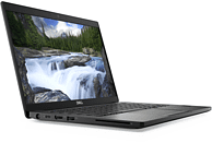 DELL Latitude 7390, Notebook mit 13.3 Zoll Display, Core™ i5 Prozessor, 8 GB RAM, 512 GB SSD, Intel® UHD-Grafik 620, Schwarz