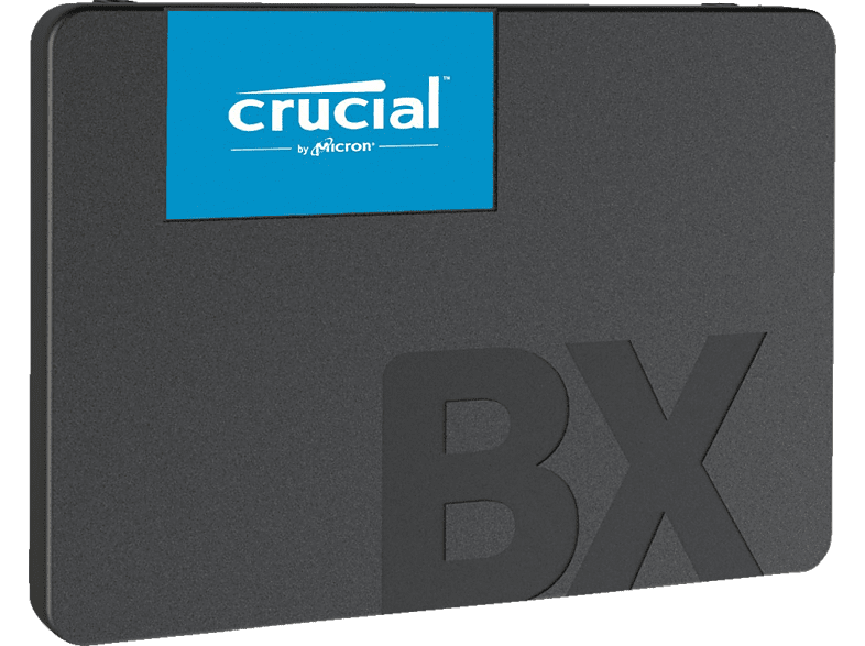 CRUCIAL BX500, 960 GB SSD, Flash, intern