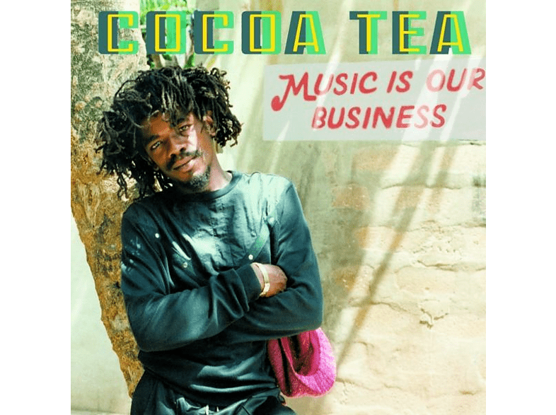 Cocoa Tea - Music Is Our Business (20 Track CD-Digipak) [CD]