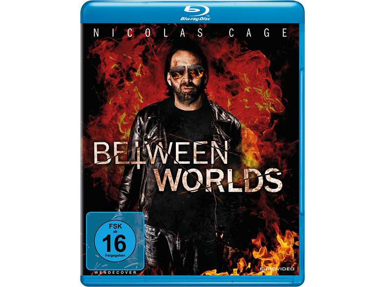 Between Worlds [Blu-ray]