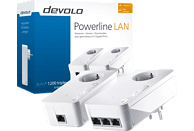 DEVOLO 9907 dLAN® 1200 Triple+ Starter Kit
