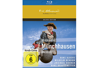Münchhausen (Remastered) - (Blu-ray)