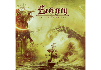Evergrey - The Atlantic (Gtf.Clear Blue 2-Vinyl) - (Vinyl)