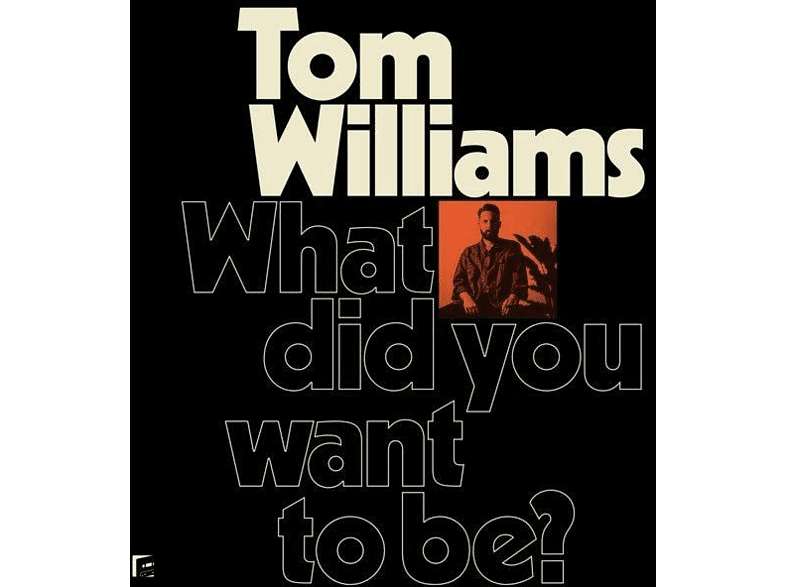 Tom Williams - What Did You Want To Be? [CD]