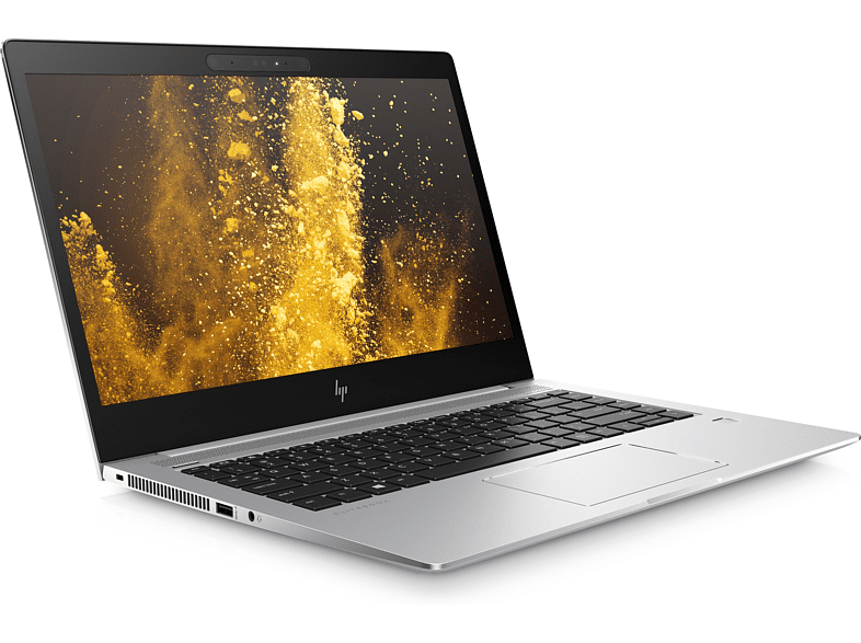 HP EliteBook 1040 G4, Notebook, Core™ i7 Prozessor, 16 GB RAM, 512 GB SSD, Intel® HD-Grafik 620, Silber
