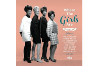 VARIOUS - Where The Girls Are Vol.10 [CD]