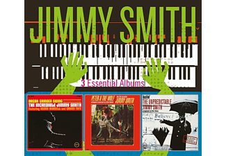 Jimmy Smith - 3 Essential Albums CD