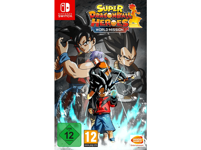 Super Dragon Ball Heroes World Mission - Day1 Edition [Nintendo Switch]