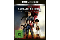 Captain America: The First Avenger [4K Ultra HD Blu-ray + Blu-ray]