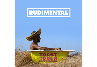 Rudimental - Toast to Our Differences (CD)