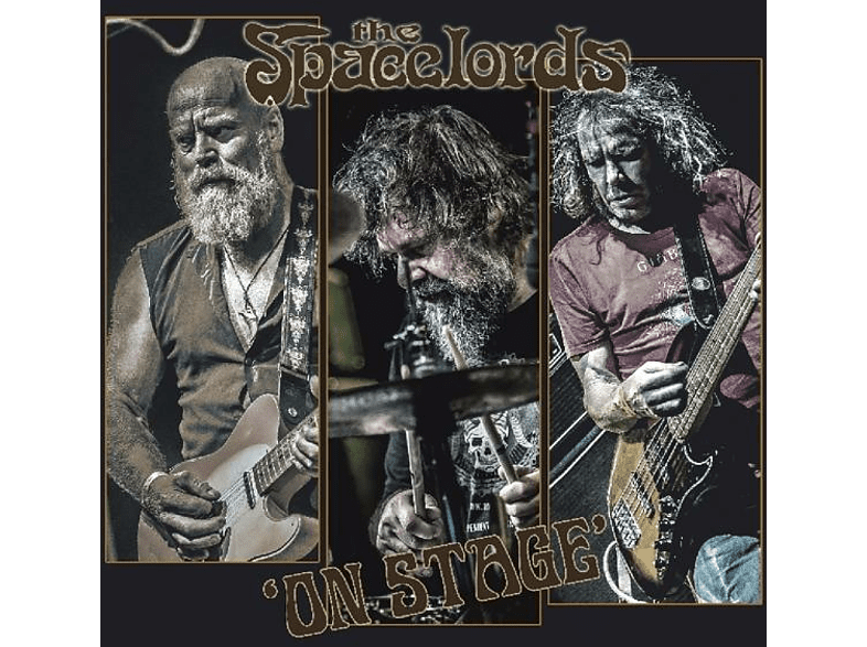 Spacelords - On Stage-Live [Vinyl]
