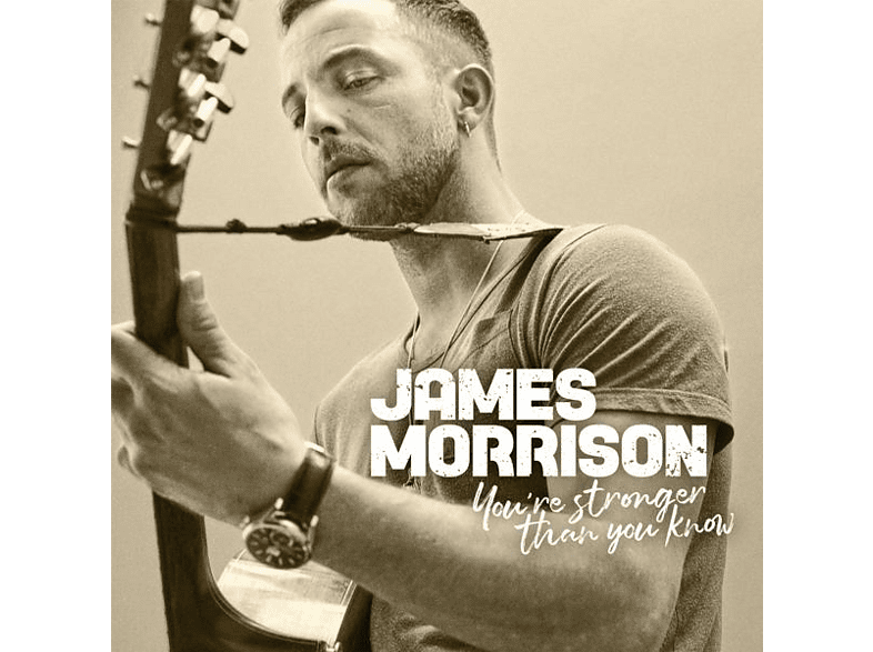 James Morrison - You're Stronger Than You Know [CD]
