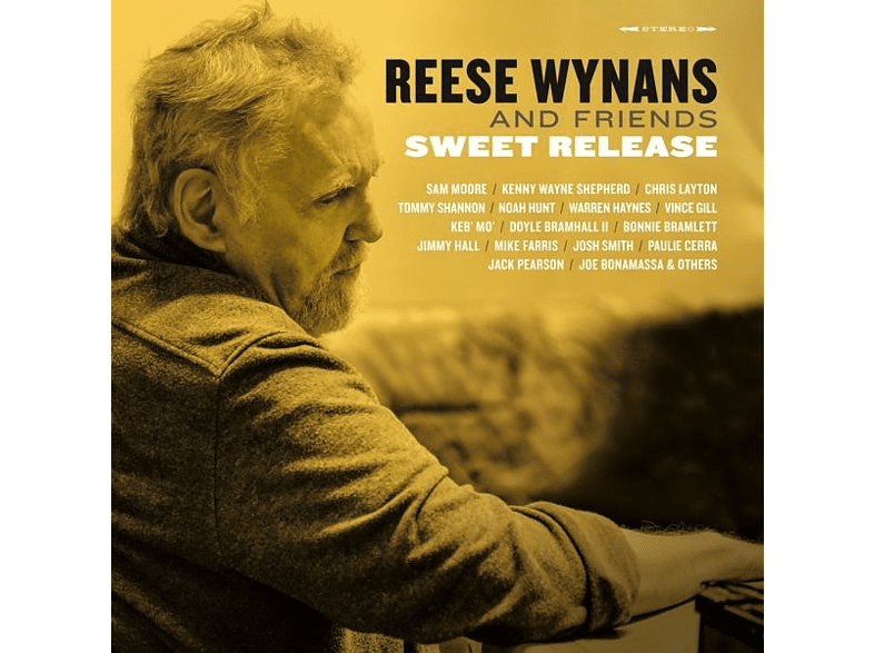 Wynans Steve - Reese Wynans And Friends: Sweet Release (2LP+MP3) [LP + Download]