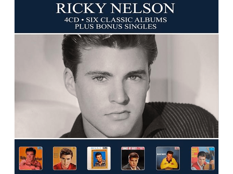 Rick Nelson - 6 Classic Albums [CD]
