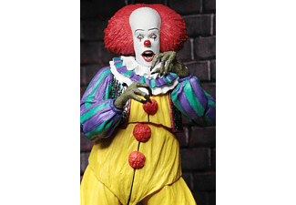 "NECA Stephen Kings Es 7"" Ultimate Actionfigur Pennywise 1990 Actionfigur, Mehrfarbig"
