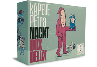 Kapelle Petra - Nackt (Limited Deluxe Box) - (CD + DVD Video)