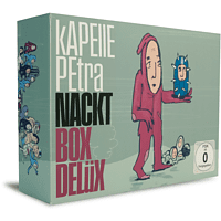 Kapelle Petra - Nackt (Limited Deluxe Box) [CD + DVD Video]