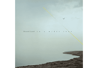 The Heated Land - In A Wider Tone - (CD)
