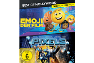 BEST OF HOLLYWOOD-2 Movie Collector's Pack 113 [Blu-ray]