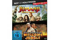 BEST OF HOLLYWOOD-2 Movie Collector's Pack 117 [Blu-ray]