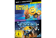 BEST OF HOLLYWOOD-2 Movie Collector's Pack 183 [DVD]