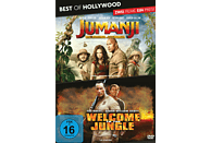 BEST OF HOLLYWOOD-2 Movie Collector's Pack 187 [DVD]