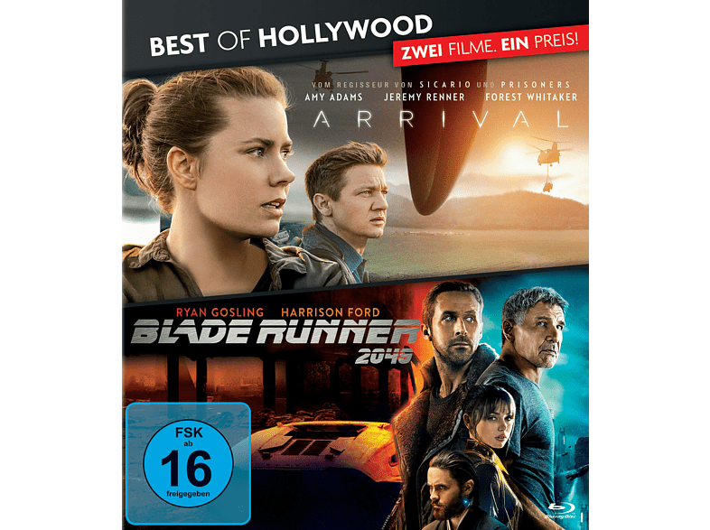 BEST OF HOLLYWOOD-2 Movie Collector's Pack 111 [Blu-ray]