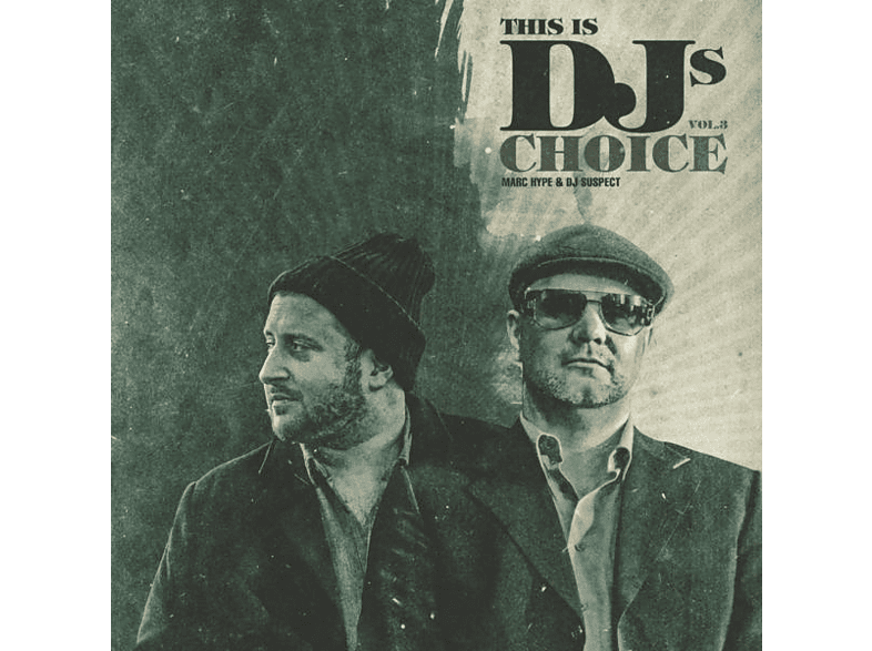 VARIOUS, Marc Hype, DJ Suspect - This Is DJ's Choice Vol.3 [CD]