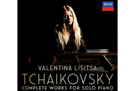Valentina Lisitsa - Tchaikowsky-Complete Works For Solo Piano [CD]