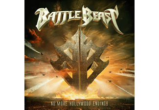 Battle Beast - No More Hollywood Endings - (CD)